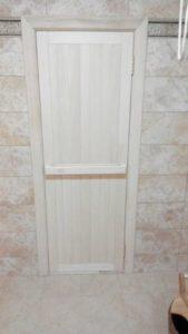 Дверь в русской бане фото 1