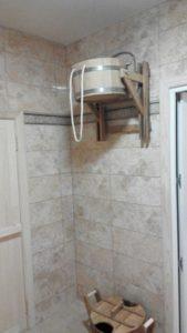 Дверь в русской бане фото 2