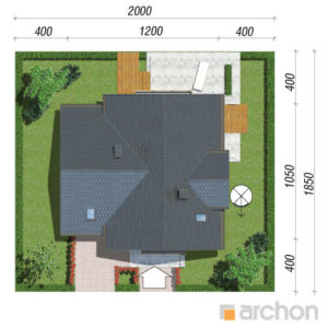 План пассивного дома фото 1