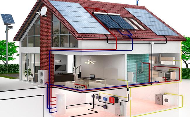 Пассивные энергоэффективные дома