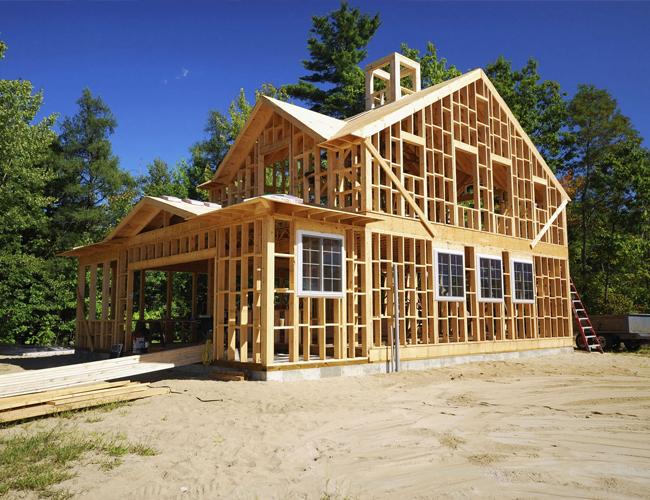 Стоимость строительства каркасных домов