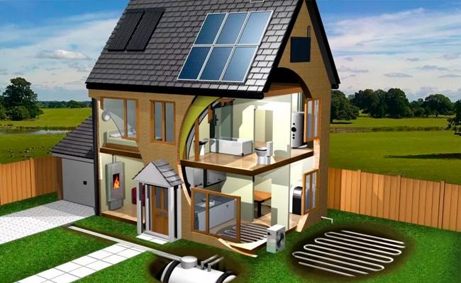 Пассивный дом – сплошные инновации и преимущества