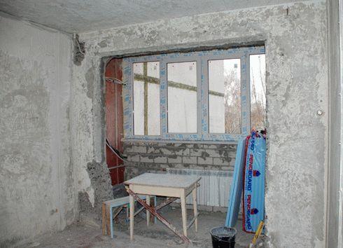 Перепланировка квартиры в Харькове фото 4