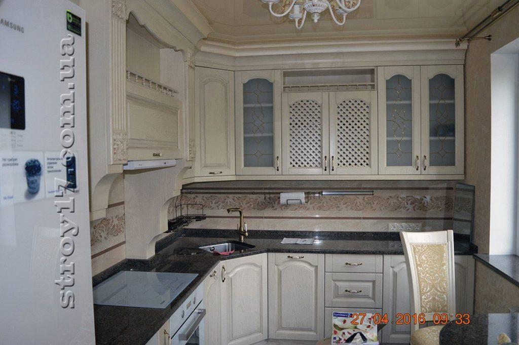 Ремонт кухни фото 1