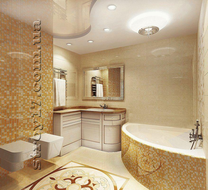 Визуализация ванной фото 1