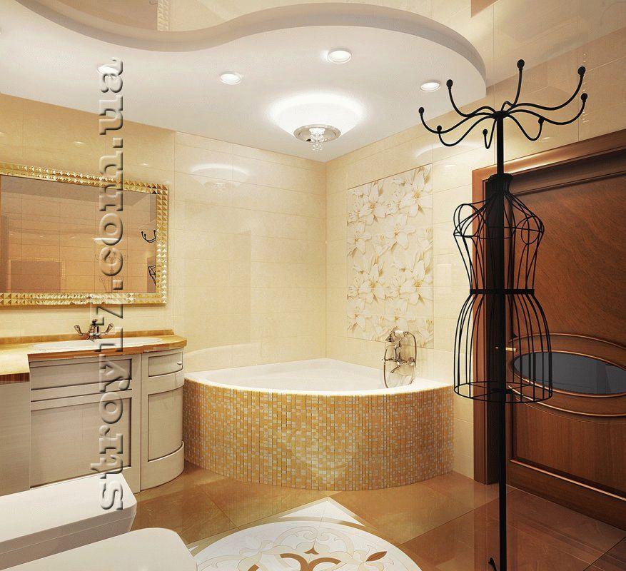 Визуализация ванной фото 3