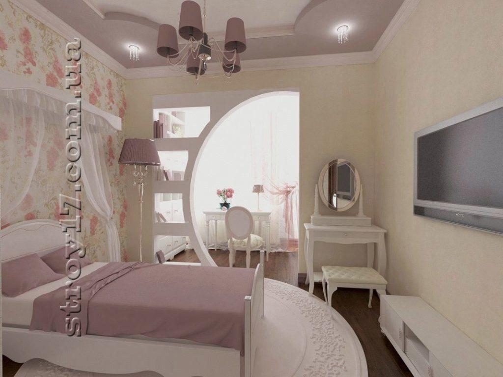 Визуализация детской спальни фото 1