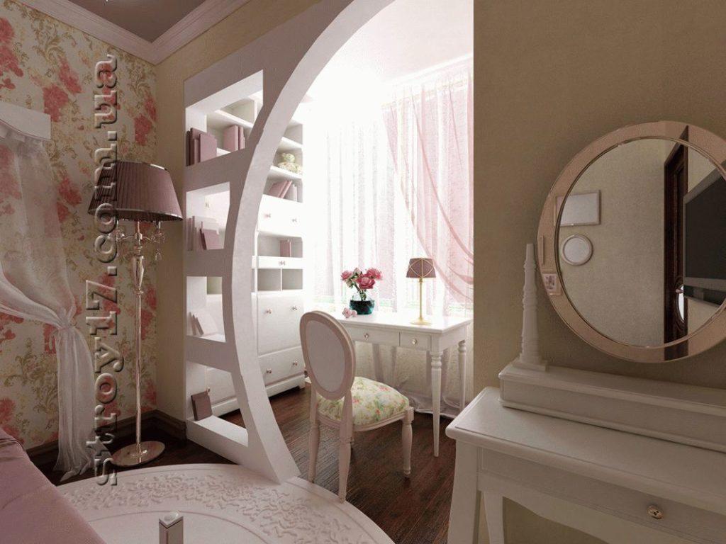 Визуализация детской спальни фото 3