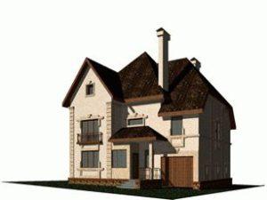 Проект частного дома фото