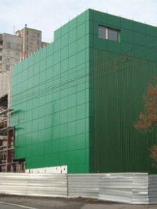 Вентилируемый фасад в Харькове фото