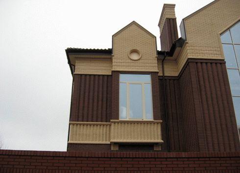 Дом из кирпича фото 1