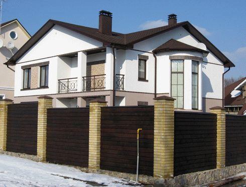 Строительство дома из газобетонных блоков фото