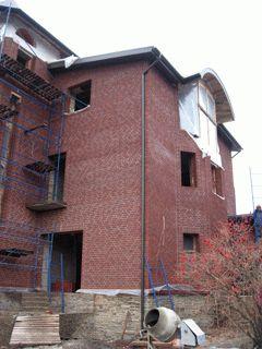 Дом из поризованной керамики фото 2