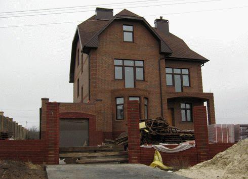 Дом из кирпича фото 2