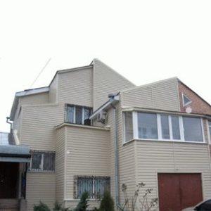 Вентилируемый фасад фото 1