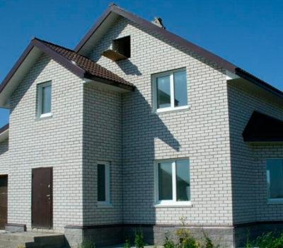 Строительство домов из газоблоков в Харькове