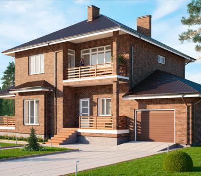 Строительство домов из поризованной керамики
