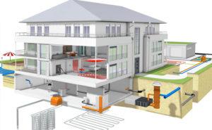 Строительство пассивного дома в Харькове фото