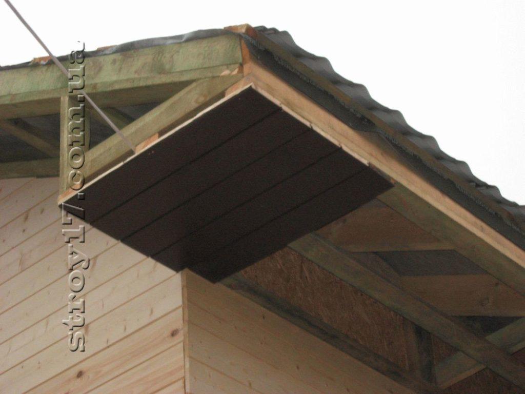 Возведение крыши Водобуд фото 6