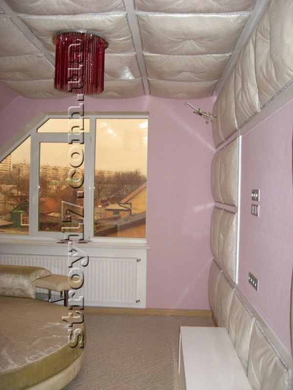 Спальня коттеджа по ул. Базарная фото 2
