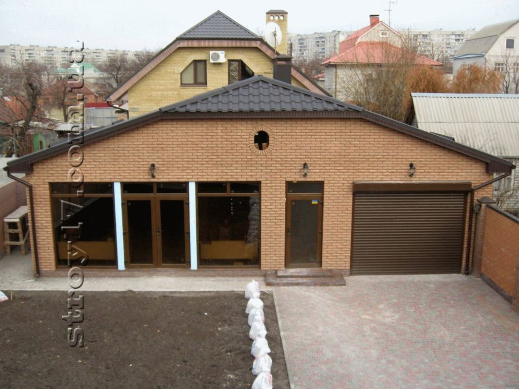 Строительство коттеджа по ул. Базарная фото 5