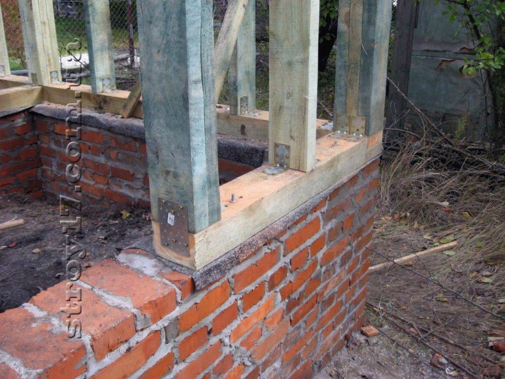 Строительство деревянной бани Водобуд фото 4