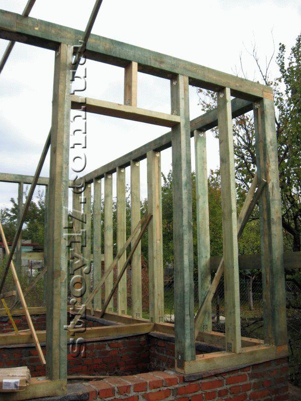 Строительство деревянной бани Водобуд фото 5