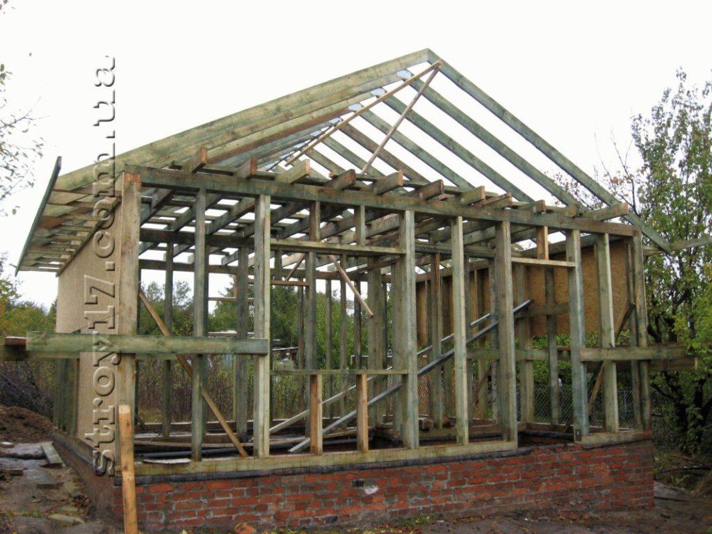 Строительство деревянной бани Водобуд фото 7