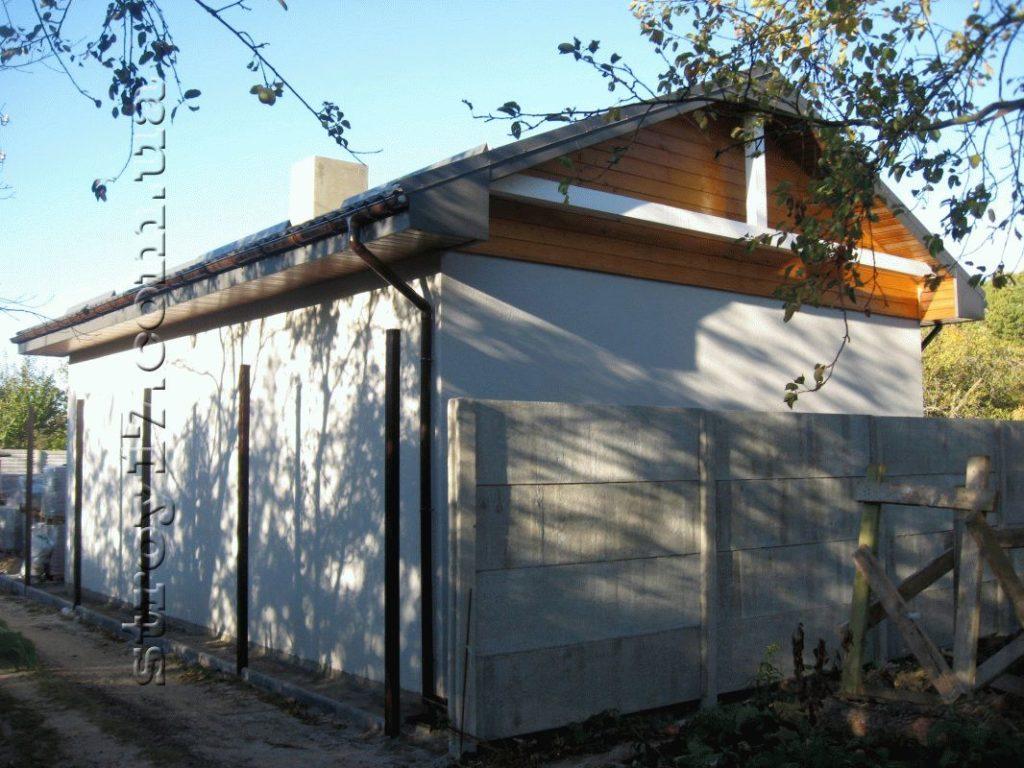 Деревянная баня частного дома фото 4