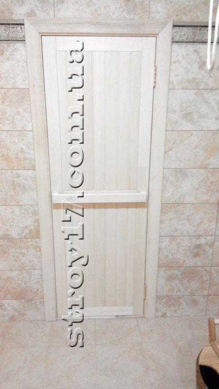 Деревянная баня в частном доме Водобуд фото 4