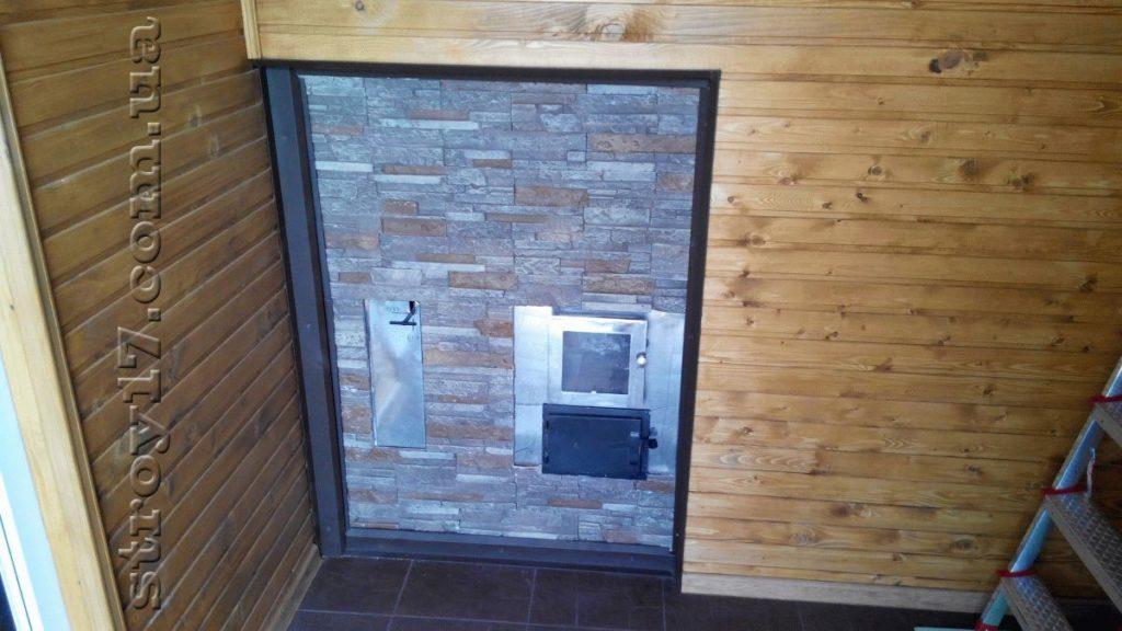 Строительство деревянной бани Водобуд фото 2