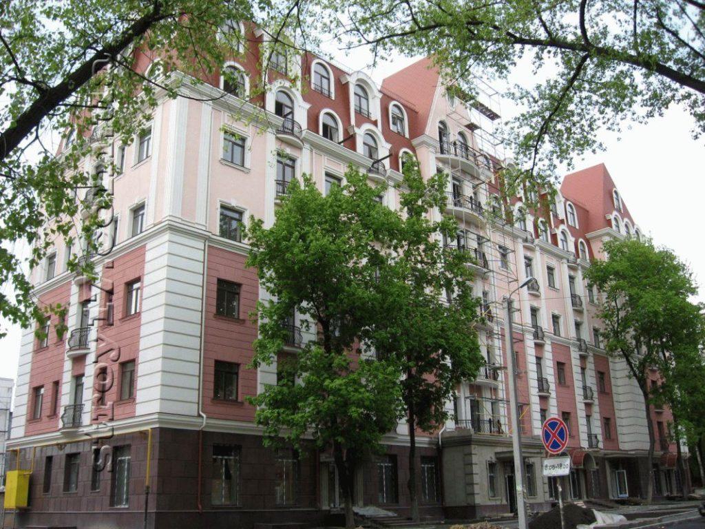 Жилой дом на Бакулина 13 фото 2