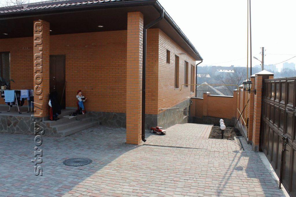 Строительство частного дома фото 2