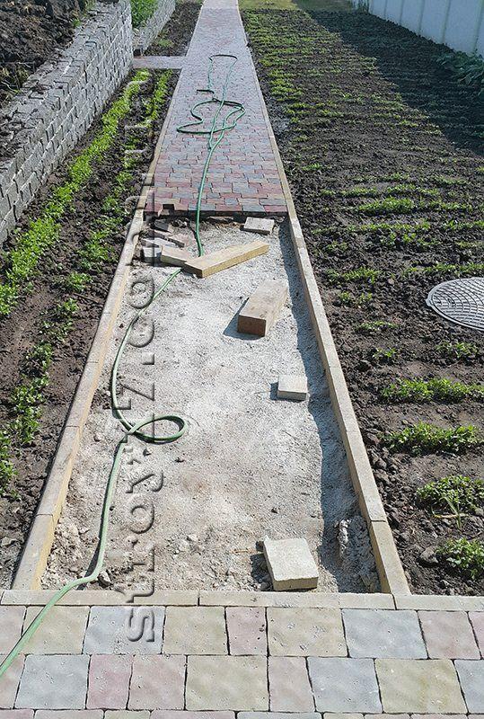 Благоустройство двора по проекту Водобуд-2 фото