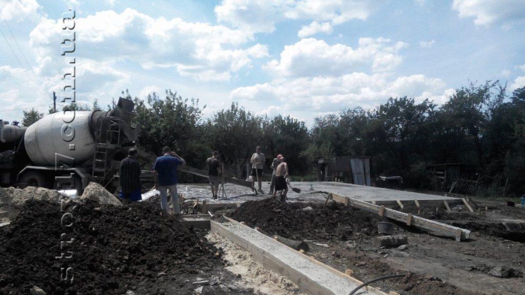 Строительство каркасного дома фото 2