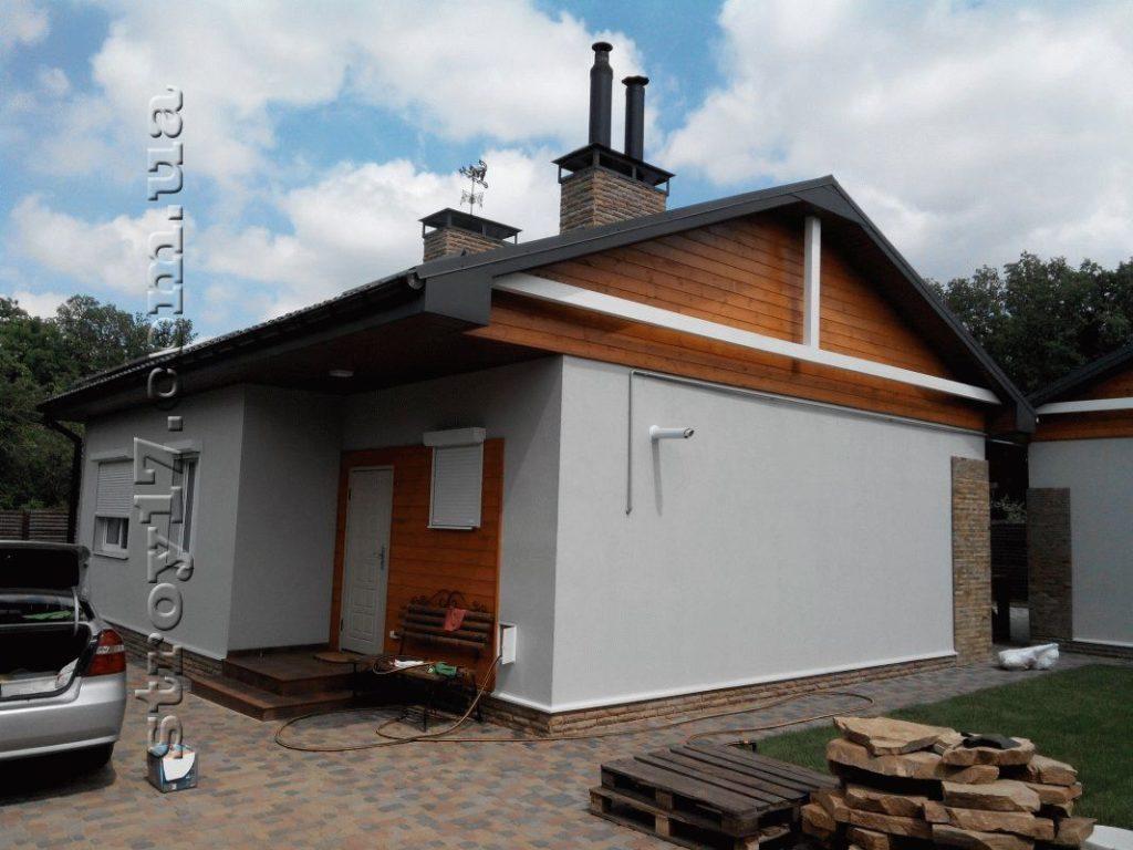 Частный дом по проекту