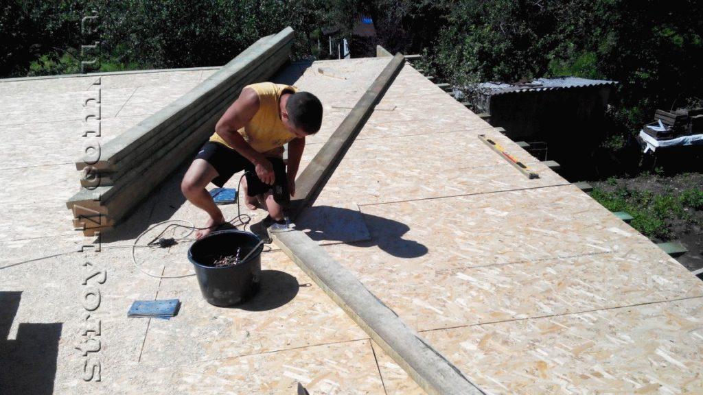 Строительство каркасного дома фото 8