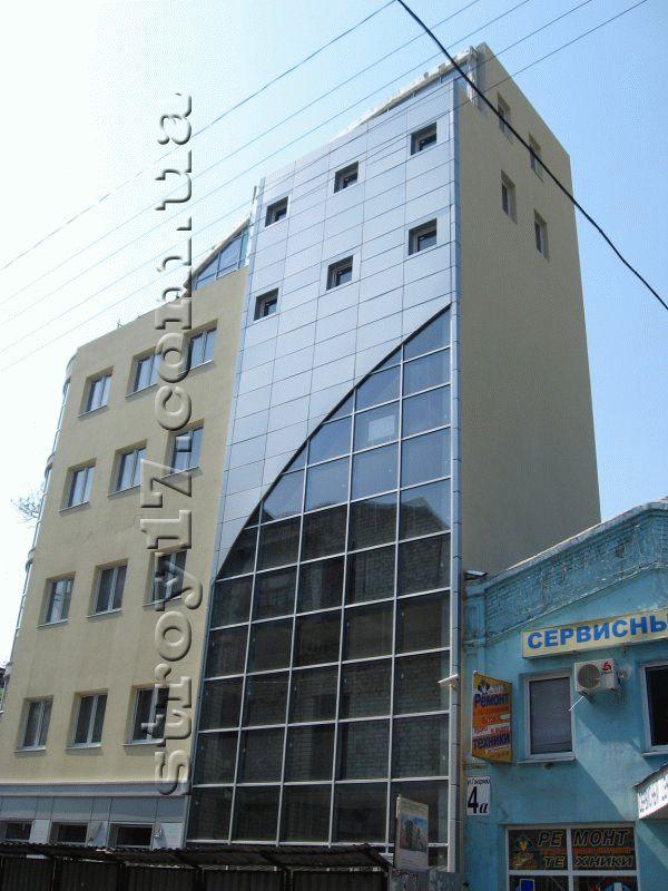 Реконструкция дома на Гамарника 6 фото 1