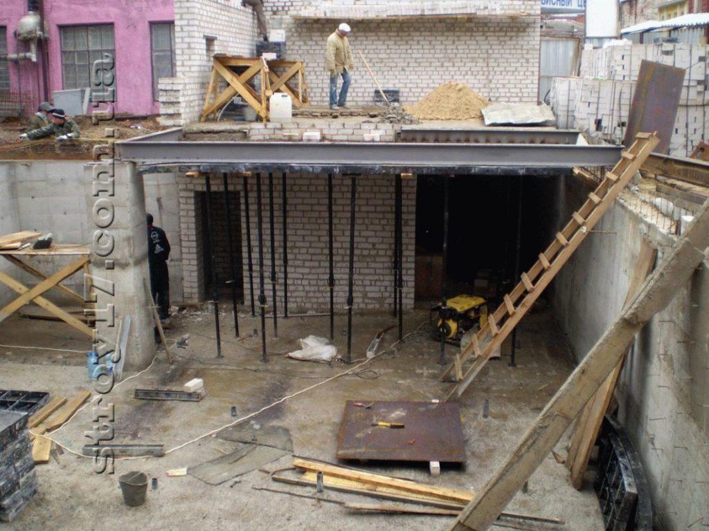 Реконструкция дома в Харькове фото 5