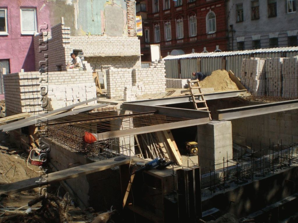 Реконструкция дома в Харькове фото 6