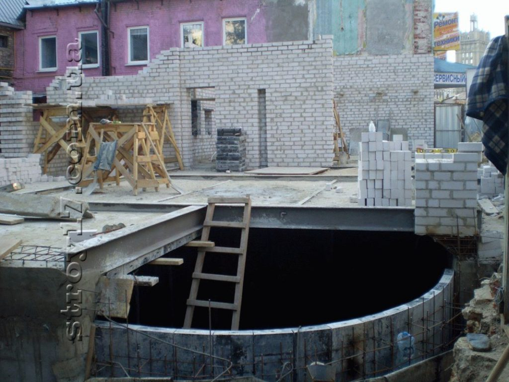 Реконструкция дома в Харькове фото 7