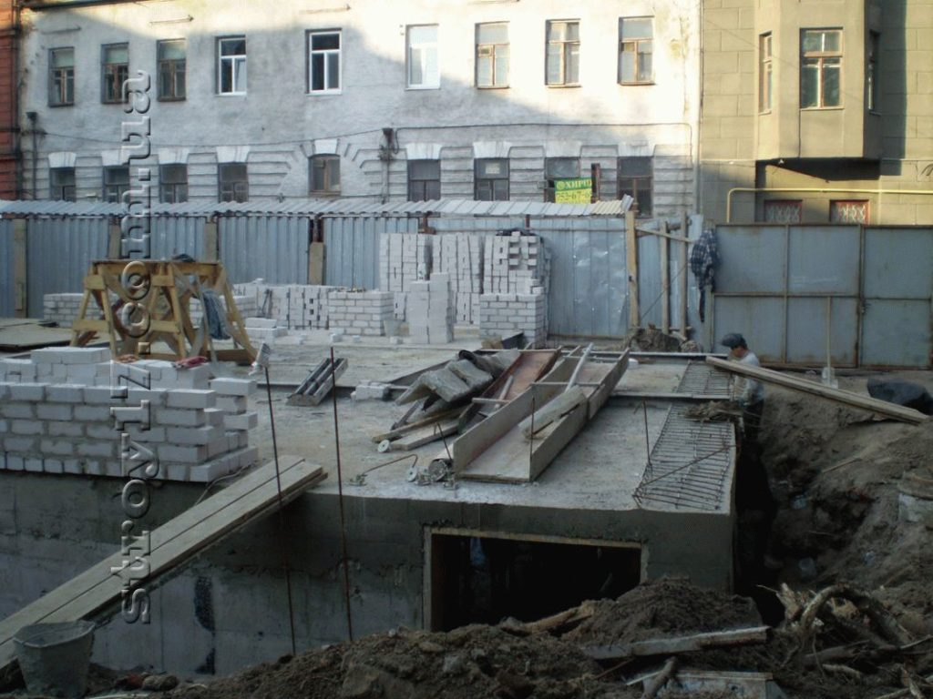 Реконструкция дома в Харькове фото 9