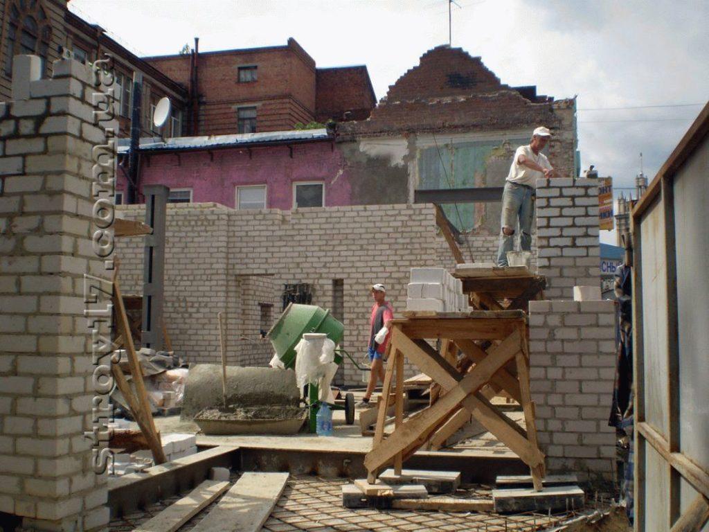 Реконструкция дома в Харькове фото 10