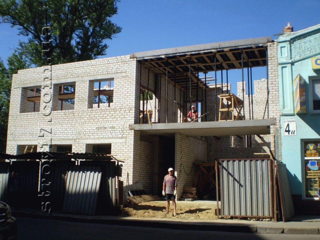 Реконструкция дома в Харькове фото 12