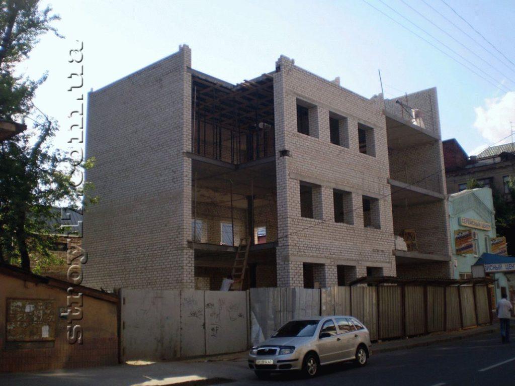 Реконструкция дома в Харькове фото 14