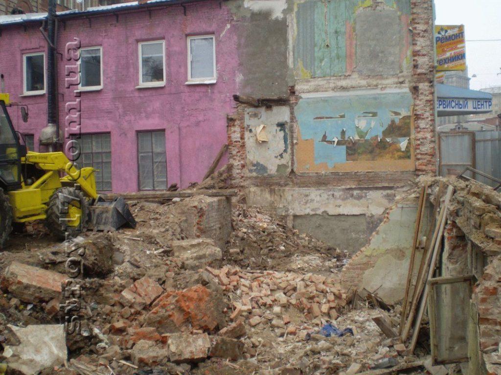 Реконструкция дома на Гамарника 6 фото 6
