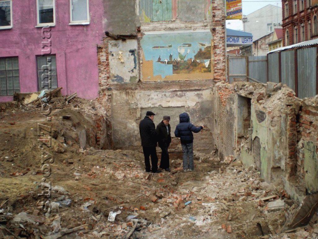Реконструкция дома на Гамарника 6 фото 8