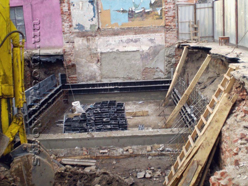 Реконструкция дома в Харькове фото 1