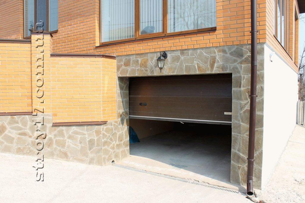 Строительство частного дома из поризованной керамики фото 1