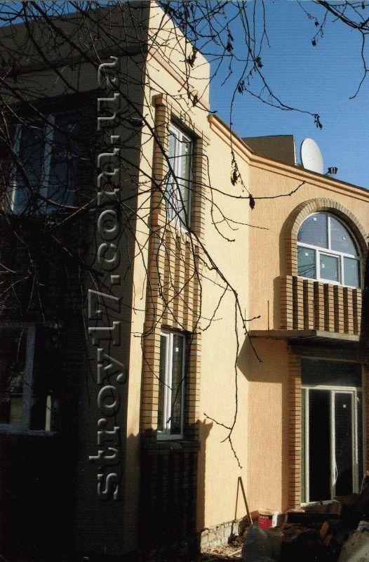 Реконструкция дома по улице Ильича 93 фото 2